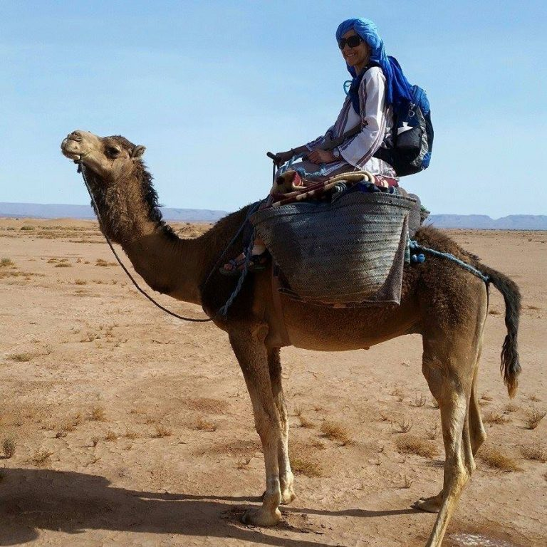 Morocco desert tours with camel riding organized by Chegaga Spirit
