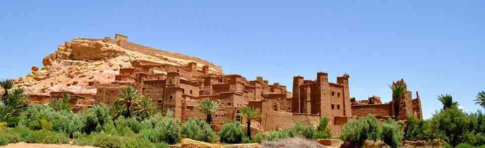 Kasbah of Ouarzazate on Desert Tour from Marrakech