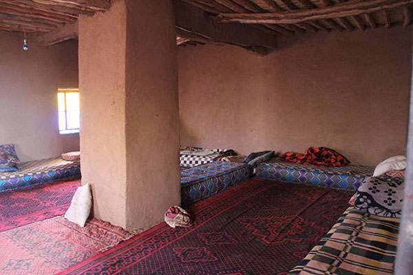 Morocco desert tours nomad camp
