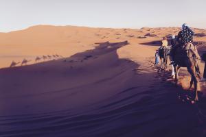 Desert Tours from Marrakech - Nomad Tends